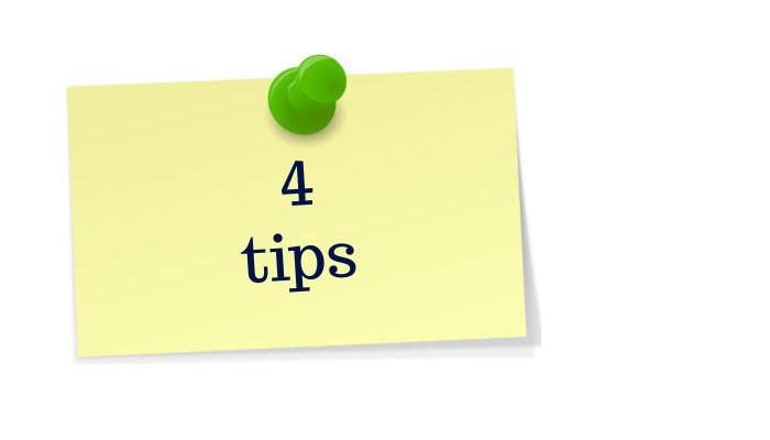 4 belangrijke tips voor het opstellen van een goed CV