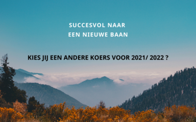 Sollicitatietips voor 2021-2022